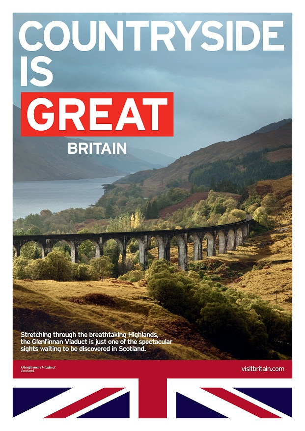 Countryside is Great Britain