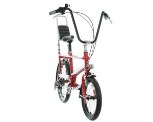 Raleigh Chopper on sale at Halfords 3