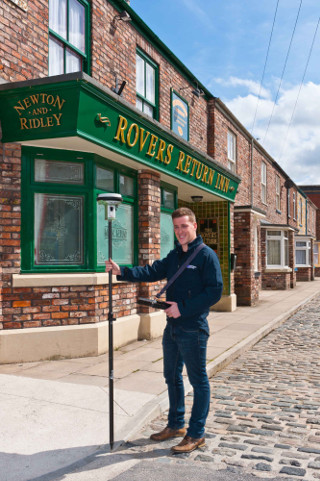 Surveying Coronation Street