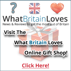 Visit The What Britain Loves Online Gift Shop