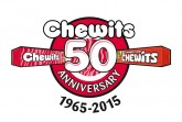 Chewits 50th Anniversary