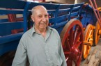 Brian Sarsby will be appearing with some of his wagons at the Colby Show Day Colby Church August 15