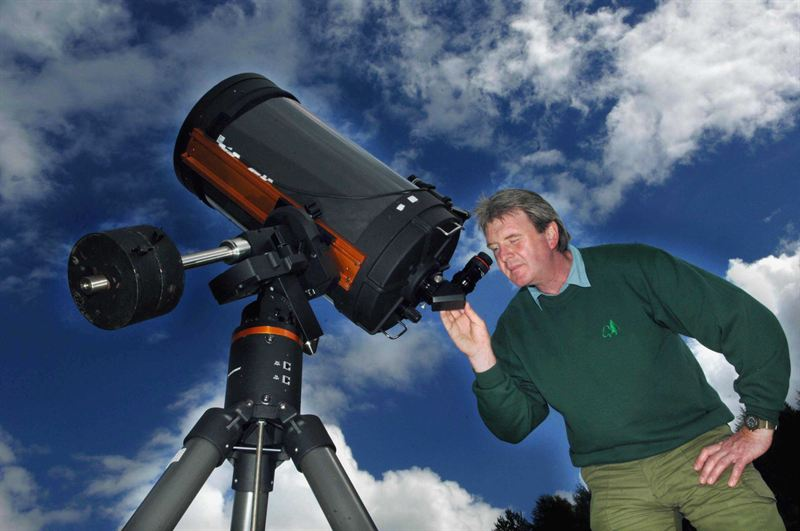 Dalby Forest - Astronomy