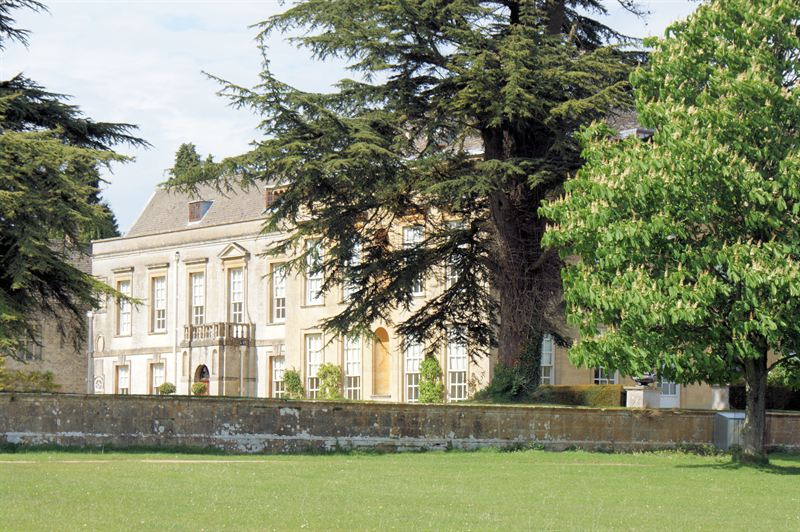 The Cornbury Park Estate