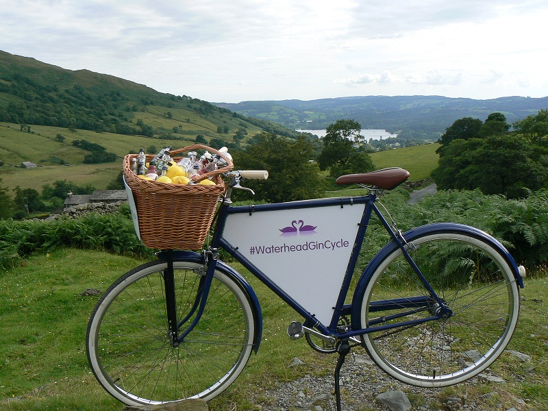 Waterhead gin bike